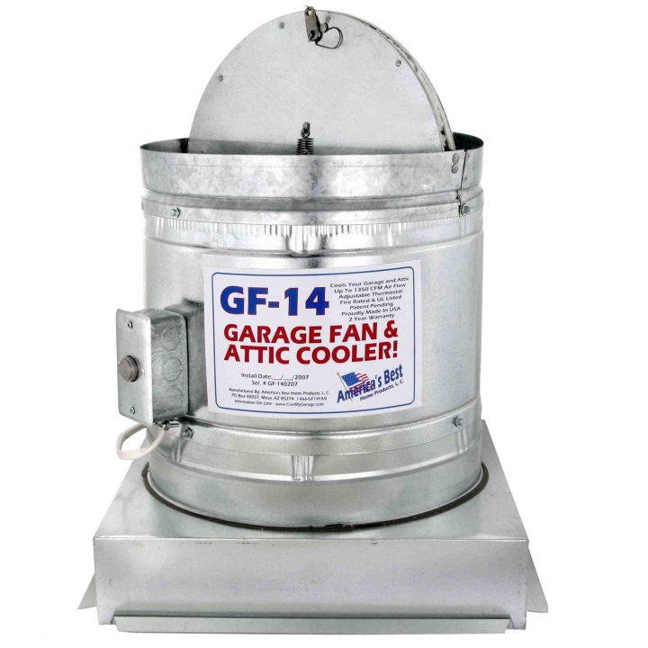 Garage Ventilation Options : Gf fan full