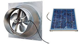The Gf 14 Garage Fan And Attic Cooler Buy Direct