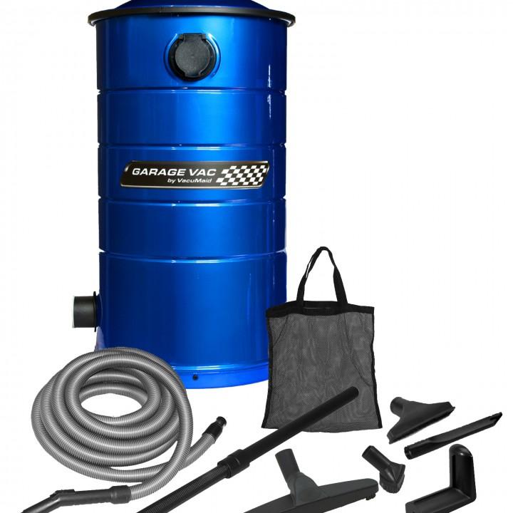 Garage Vacuum Cleaner - Cool My Garage