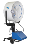 Commercial Shop Fans Now Available