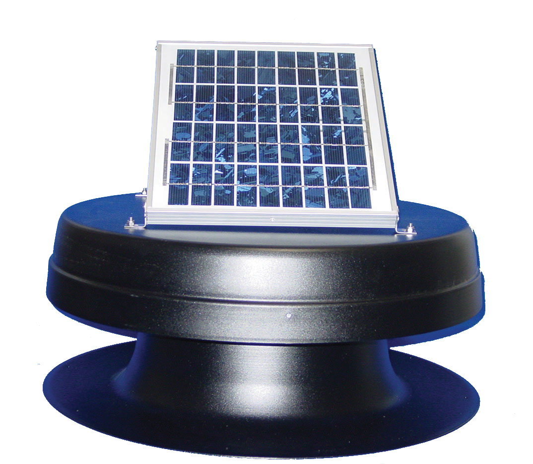 #3C618F Solar Attic Fan 10 Watt Cool My Garage Most Effective 6205 Roof Vent Fans pictures with 1074x934 px on helpvideos.info - Air Conditioners, Air Coolers and more