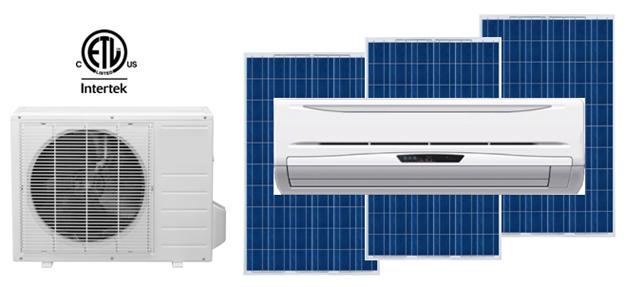 Solar Air Conditioner Lg Cool My Garage