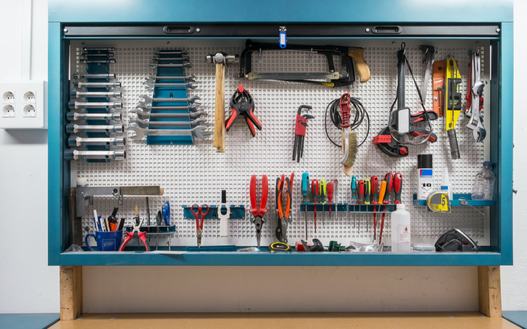7 Creative Garage Organization Ideas