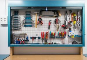 7 Creative Garage Organization Ideas