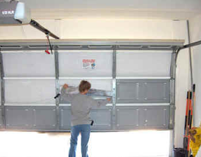 Our Guide To Garage Door Insulation