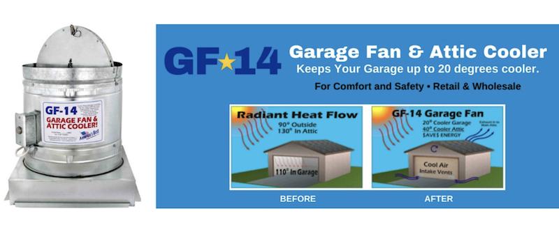 Summer Garage: How Easy It Is To Install The GF-14