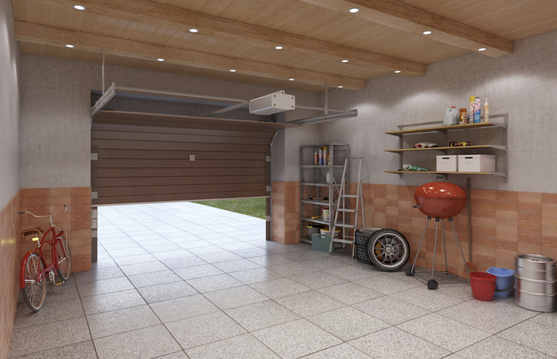 Why You Should Finish Your Unfinished Garage